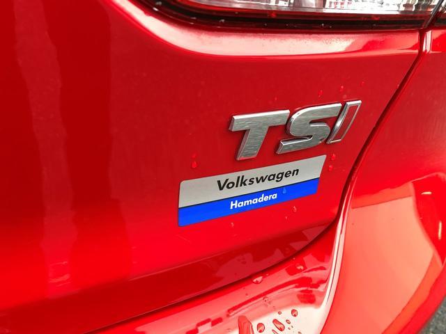 TSIコンフォートライン 盗難防止装置 バックカメラ キーレス フルセグTV HDDナビ 禁煙車 車検R4年11月(35枚目)