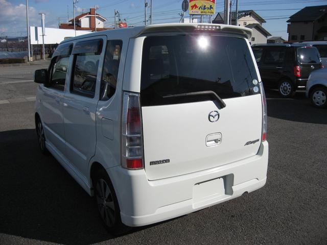 マツダ AZワゴン カスタムスタイルX