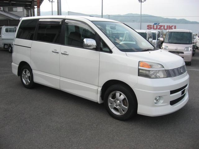 「トヨタ」「ヴォクシー」「ミニバン・ワンボックス」「徳島県」の中古車12