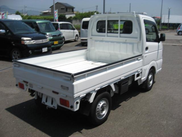 スズキ キャリイトラック 4WD KCエアコン・パワステ