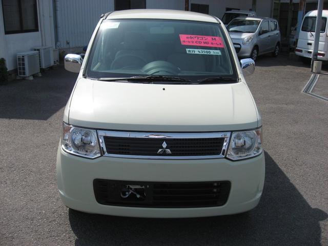 「三菱」「eKワゴン」「コンパクトカー」「徳島県」の中古車4