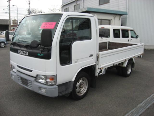 「その他」「エルフトラック」「トラック」「徳島県」の中古車7