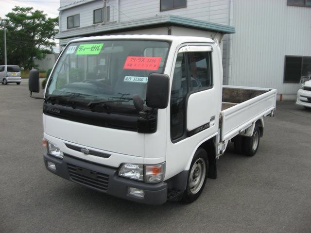 「日産」「アトラストラック」「トラック」「徳島県」の中古車2