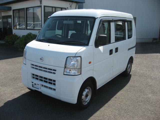 「日産」「NV100クリッパーバン」「軽自動車」「徳島県」の中古車2