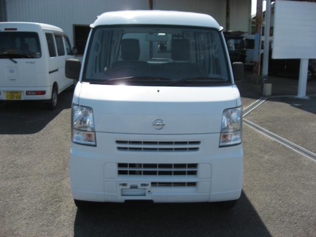 「日産」「NV100クリッパーバン」「軽自動車」「徳島県」の中古車4