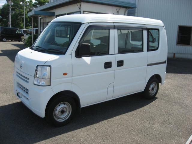 「日産」「NV100クリッパーバン」「軽自動車」「徳島県」の中古車7