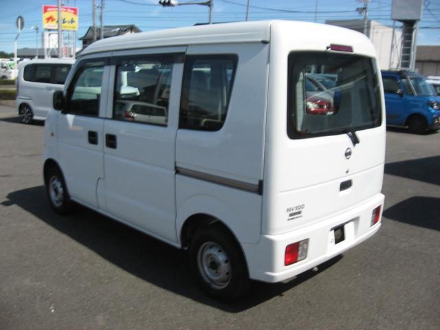 「日産」「NV100クリッパーバン」「軽自動車」「徳島県」の中古車9