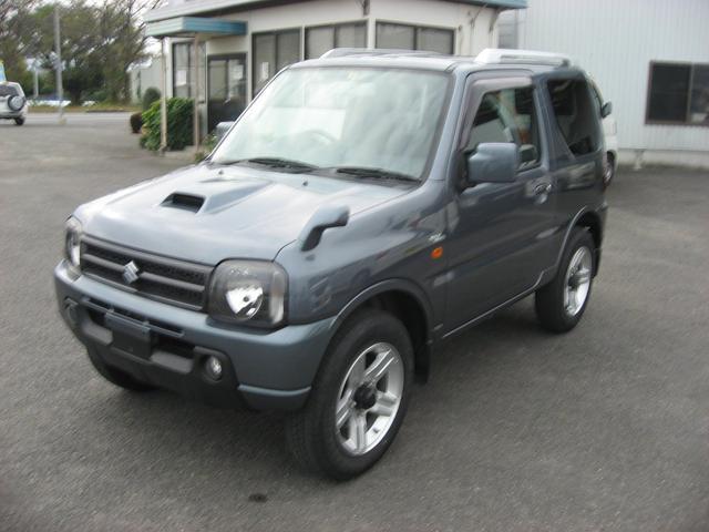「スズキ」「ジムニー」「コンパクトカー」「徳島県」の中古車2