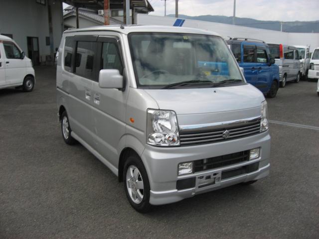 「スズキ」「エブリイワゴン」「コンパクトカー」「徳島県」の中古車3