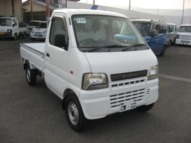 「スズキ」「キャリイトラック」「トラック」「徳島県」の中古車3