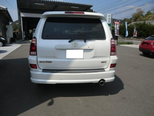 「トヨタ」「ハイラックスサーフ」「SUV・クロカン」「宮崎県」の中古車6