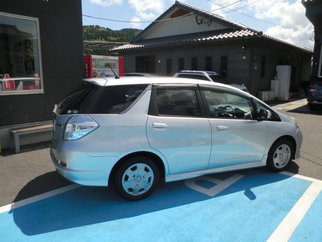 「ホンダ」「フィット」「ステーションワゴン」「宮崎県」の中古車3