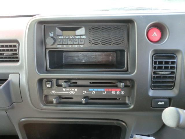 多目的ダンプ ワンオーナー 4WD エアコン パワステ 5速マニュアル車 車検令和4年6月 走行距離68200km(17枚目)