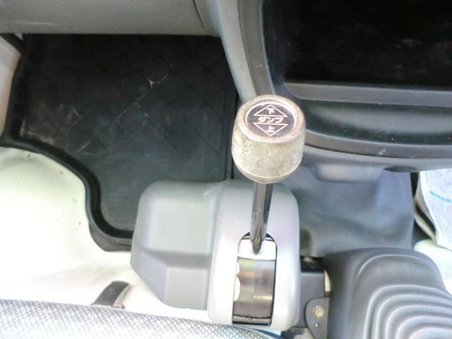 多目的ダンプ ワンオーナー 4WD エアコン パワステ 5速マニュアル車 車検令和4年6月 走行距離68200km(22枚目)
