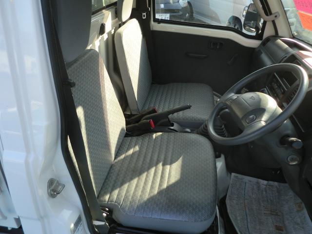 多目的ダンプ ワンオーナー 4WD エアコン パワステ 5速マニュアル車 車検令和4年6月 走行距離68200km(23枚目)