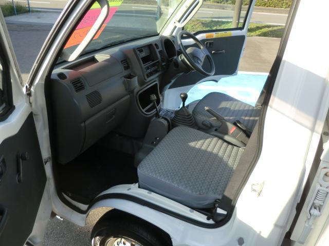 多目的ダンプ ワンオーナー 4WD エアコン パワステ 5速マニュアル車 車検令和4年6月 走行距離68200km(26枚目)