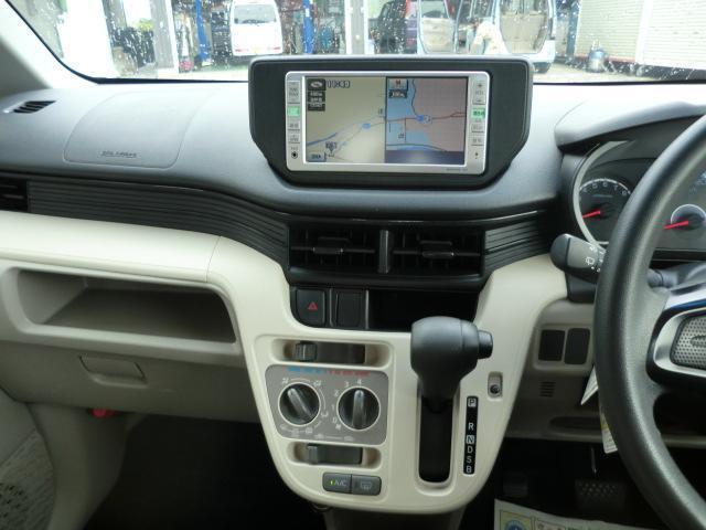 L SAII 衝突被害軽減ブレーキサポート アイドリングストップ キーレス DVDナビ ワンセグTV ベンチシート(18枚目)