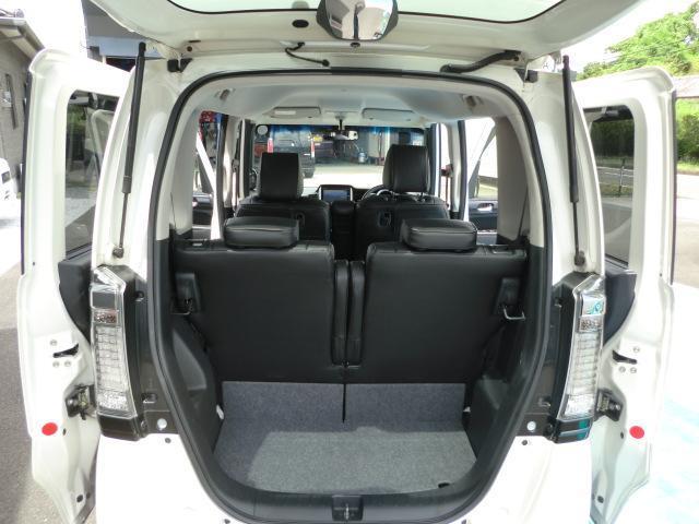 G・Lパッケージ 両側スライドドア 左側電動スライドドア メモリーナビ バックモニター フルセグTV Bluetooth エンジンプッシュスタート スマートキー オートエアコン(22枚目)