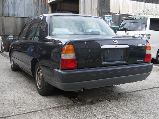 トヨタ コンフォート タクシーベース車 LPG