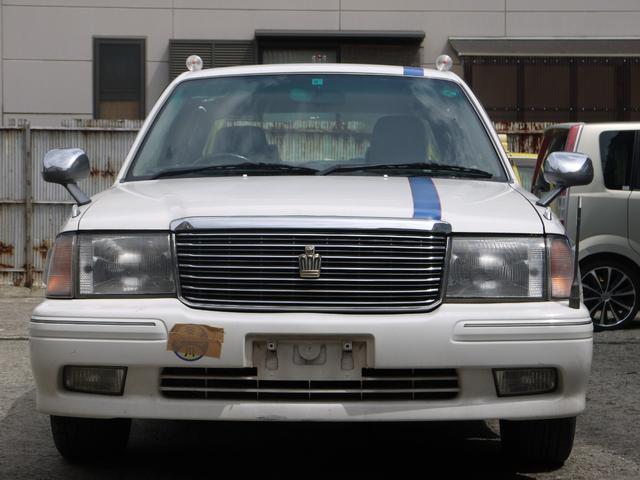 スーパーサルーン タクシーベース車 LPG(5枚目)