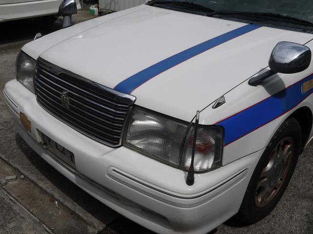 スーパーサルーン タクシーベース車 LPG(6枚目)