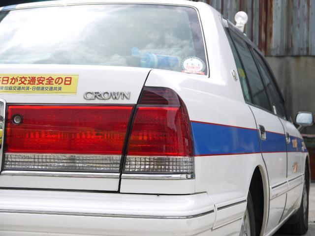 スーパーサルーン タクシーベース車 LPG(10枚目)