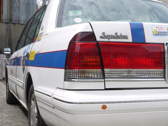 スーパーサルーン タクシーベース車 LPG(11枚目)