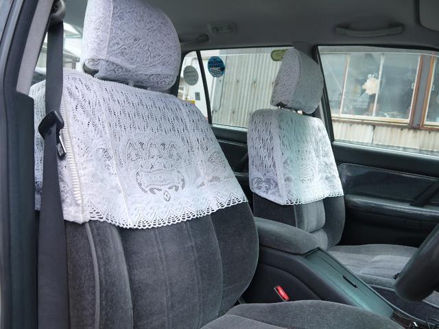 スーパーサルーン タクシーベース車 LPG(15枚目)