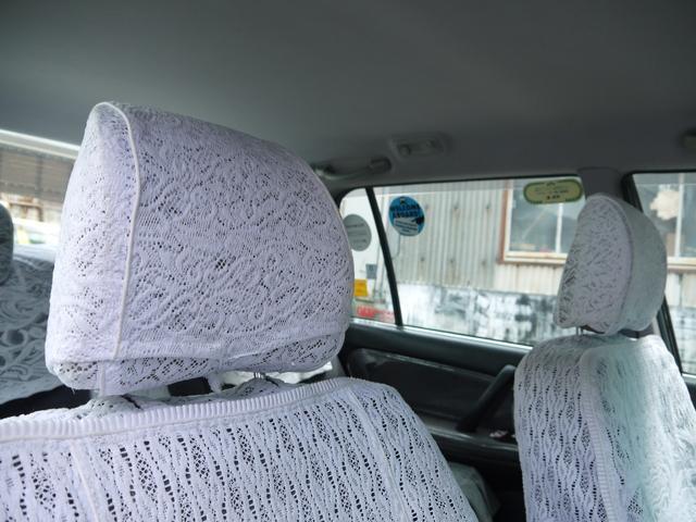 スーパーサルーン タクシーベース車 LPG(16枚目)
