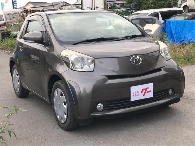 「トヨタ」「iQ」「コンパクトカー」「群馬県」の中古車3