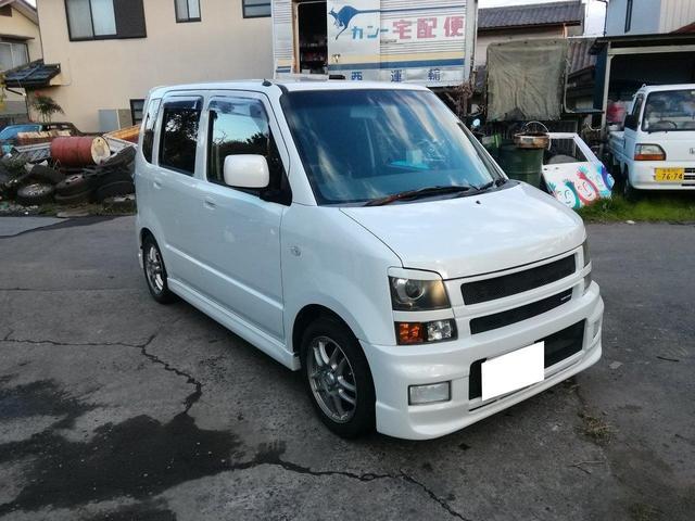 「スズキ」「ワゴンR」「コンパクトカー」「群馬県」の中古車4