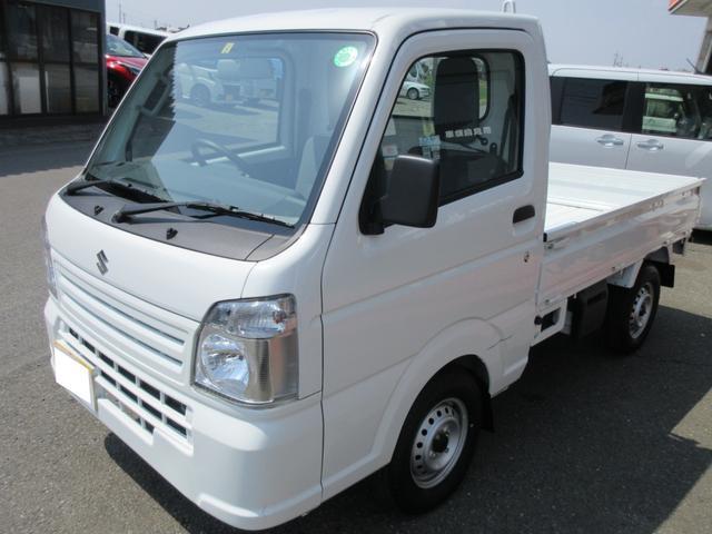 KCエアコン・パワステ 4WD 5MT 届出済未使用車(4枚目)