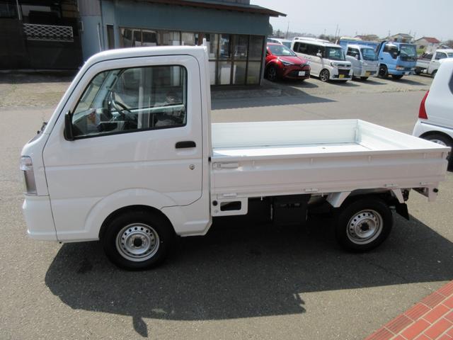 KCエアコン・パワステ 4WD 5MT 届出済未使用車(5枚目)