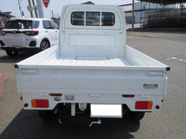 KCエアコン・パワステ 4WD 5MT 届出済未使用車(7枚目)