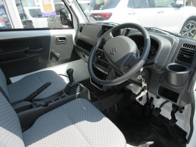 KCエアコン・パワステ 4WD 5MT 届出済未使用車(15枚目)