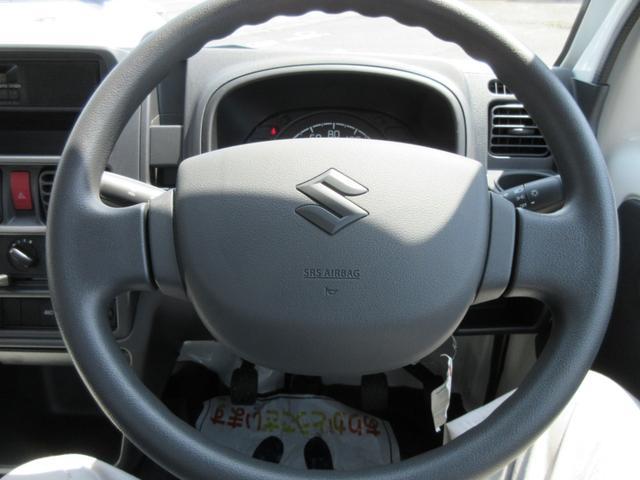 KCエアコン・パワステ 4WD 5MT 届出済未使用車(19枚目)