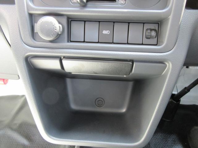 KCエアコン・パワステ 4WD 5MT 届出済未使用車(21枚目)