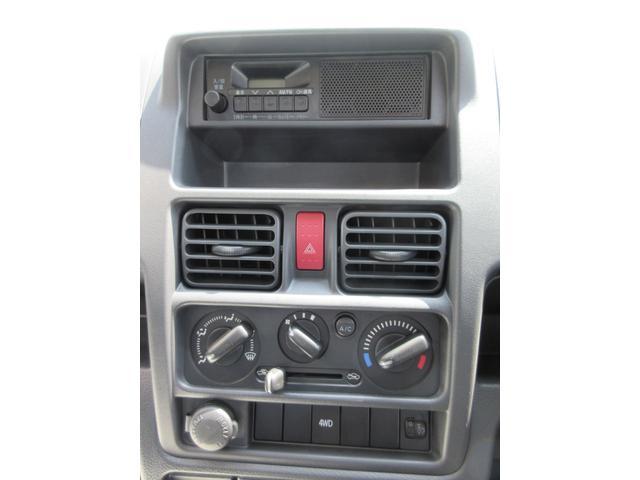KCエアコン・パワステ 4WD 5MT 届出済未使用車(22枚目)