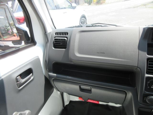 KCエアコン・パワステ 4WD 5MT 届出済未使用車(24枚目)