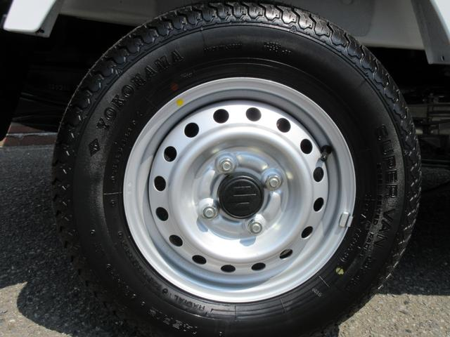 KCエアコン・パワステ 4WD 5MT 届出済未使用車(30枚目)