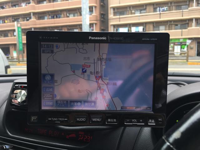 マツダ RX-8 タイプE HDDナビ フルセグ バックカメラ 社外アルミ