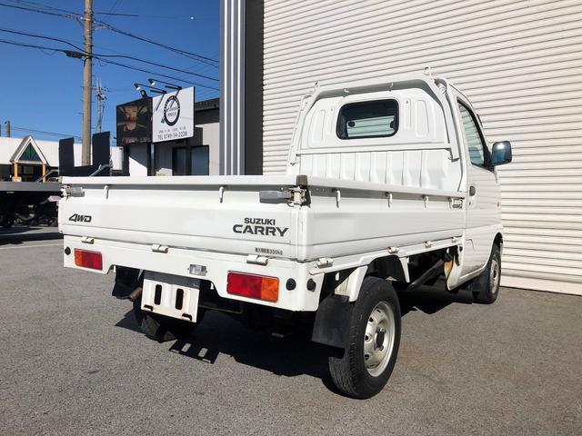 「スズキ」「キャリイトラック」「トラック」「滋賀県」の中古車8