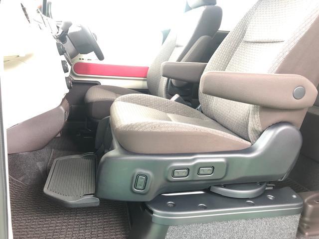 X ウェルキャブ 助手席リフトアップシート トヨタセーフティセンス 純正ナビ バックカメラ ドライブレコーダー ETC付き 車椅子収納装置付き(13枚目)