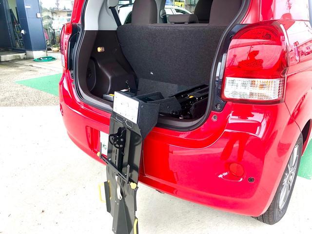 X ウェルキャブ 助手席リフトアップシート トヨタセーフティセンス 純正ナビ バックカメラ ドライブレコーダー ETC付き 車椅子収納装置付き(26枚目)