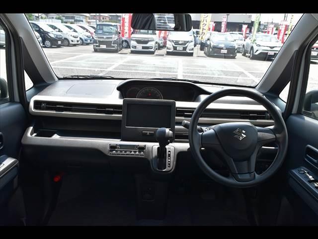 スズキ ワゴンR ハイブリッドFXセーフティパック届出済未使用車