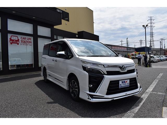 「トヨタ」「ヴォクシー」「ミニバン・ワンボックス」「埼玉県」の中古車11