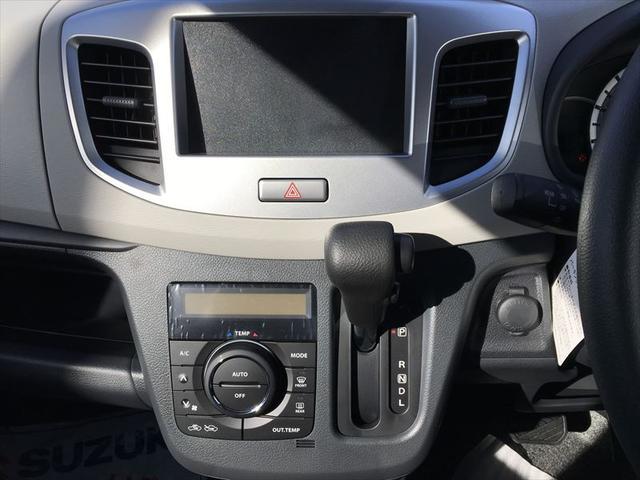 スズキ ワゴンR FX 届出済未使用車 エネチャージ キーレス シートヒーター