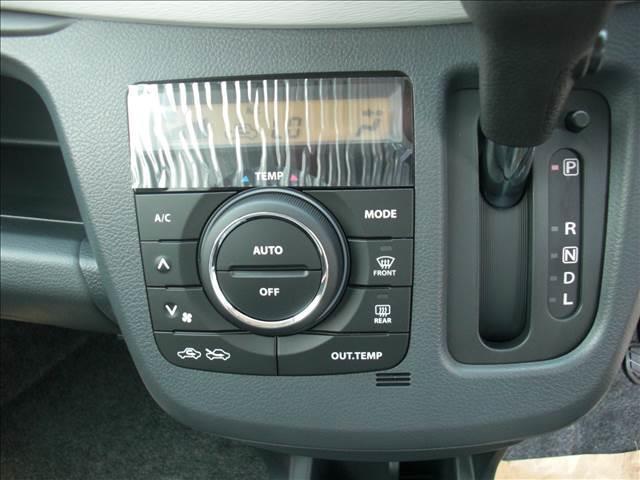 スズキ ワゴンR FX 登録済未使用車 エネチャージ オートエアコン