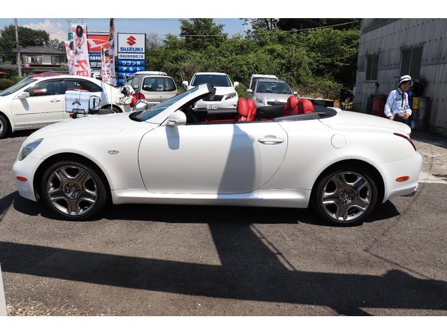 「レクサス」「SC」「オープンカー」「栃木県」の中古車8