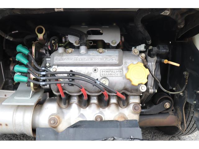 TB 4WD 5MT エアコン 車検R4年7月 タイミングベルト交換済み(R3年2月実施 内外装当社クリーニング済み(29枚目)